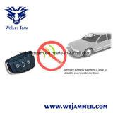 100 metros de alta potencia portátil de 315MHz 433MHz coche Control Remoto Jammer