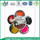 Pâte verte de couleur de colorant pour la mousse L580 de produits de polyuréthane