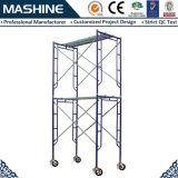 Powder Coated Frame Scaffolding for halls