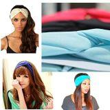 I capelli di Headwraps delle fasce delle donne legano gli accessori