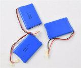 3.7V navulbaar Ion 523450 van het Lithium Batterij 1000mAh