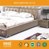 A838 Classic Home кожаные двуспальной кроватью