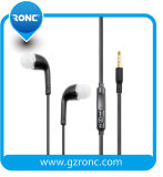 Plastic Case를 가진 최신 Selling Wholesale Promotional Ear Earphones