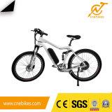 Bicicleta elétrica engrenada 350W traseira do motor do cubo 36V para adultos