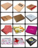 Papier de couleur de l'emballage en carton ondulé Emballage