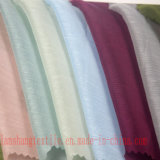 Silk ткань Tencel Linen для юбки платья освобождает занавес