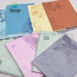 Vintage Благодарим Вас Карта печати конверта