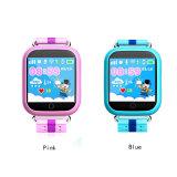 Het gelbert-slimme Q750 Q100 GPS Slimme Horloge van de Baby van de Drijver van de Drijver