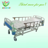 Medizinisches Chirurgie-Bett-manueller Betriebstisch-prüfender Tisch