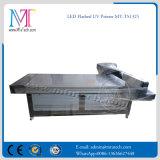 Imprimante à jet d'encre UV de panneau de PVC avec la lampe UV de DEL et la résolution des têtes 1440dpi d'Epson Dx5