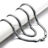 La catena poco costosa di modo del metallo/ha bordato la catena della sfera (HSC0005)
