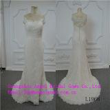 魅力的で、セクシーな花嫁のウェディングドレス