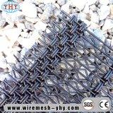 高品質の石切り場の石粉砕機のための鋼鉄によって編まれる鋼鉄スクリーンの網