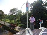 Moulin à Vent Maglev générateur et le panneau d'énergie solaire pour la zone à distance