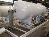 Завод станции скида LPG бензоколонки LPG заполняя в Нигерии