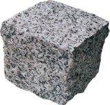 La pavimentación de mosaico granito G603 Adoquines Cubo de granito