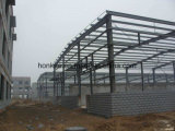 Alto almacén fácil complicado/taller/hangar de la estructura de acero de la estructura de Qualtity