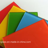 Vidro de trás do dispositivo antiprojecção de cozinha com cores e Parttens