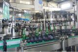 유리제 충전물 기계에 있는 맥주