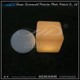Material LLDPE moldeo rotacional muebles LED de plástico con BV