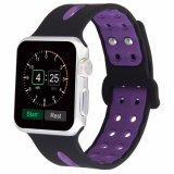 voor Riemen 42mm, de Riem van het Horloge van de Appel van het Silicone voor de Armband van de Vervanging van de Band Iwatch