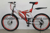 2017 bicicleta cheia de Supsetion do modelo 26