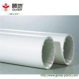 Abwasser-Entwässerung-Lärmminderungsrohr der Qualitäts-einzelne Wand-inneres Spirale-UPVC