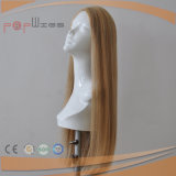 Het blonde Toupetje van het Kant van het Menselijke Haar (pPG-l-0250)
