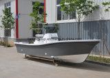 De Vissersboot van de Boot van de Glasvezel van de Vissersboot van de Glasvezel van China 19FT