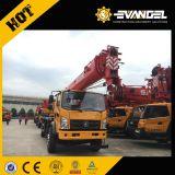 Sany мобильный кран Stc120c 12 тонн мини-Гидравлический Автовышка