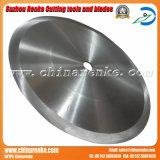Lamierine rotonde dell'acciaio rapido per il documento di taglio