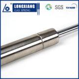 Acero inoxidable 316 Longxiang resorte de gas