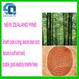マツ純木の木のベビーベッド