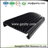 La Chine Fabricant Profil en aluminium anodisé avec l'anodisation