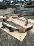 Vitesse et pignon par le bâti en acier