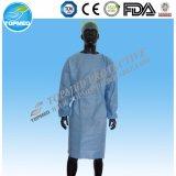 Nichtgewebtes chirurgisches Wegwerfkleid (RSG-SERIEN)