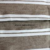 Linen ткань нашивки рейона покрашенная пряжей для одежд