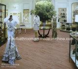 Telha cerâmica de madeira clássica de telha de assoalho para a decoração da loja/casa