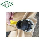 Reforzado de suministro de plástico plegables de lona recubierto de PVC Depósito de agua