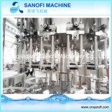 Equipamento de engarrafamento do animal de estimação Carbonated da bebida