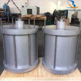 Cilindro hidráulico personalizados 100 ton de Capacidade