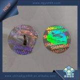 Het gemakkelijke Beschadigde Etiket van de Druk van de Sticker van de Laser