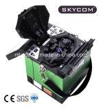 Het Chinese Digitale Draagbare Handbediende Lasapparaat van de Fusie van de Vezel (t-207X)