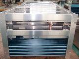 7mm kupfernes Gefäß-Aluminiumflosse-Kondensator