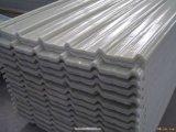 El panel acanalado translúcido de la hoja del material para techos de la fibra de vidrio de la fibra de vidrio de FRP/GRP
