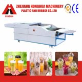 Volledige Automatische het Stapelen van de Kop Machine voor het Materiaal van het Huisdier (hzl-500)