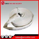 1-10 tuyau d'incendie de toile de garniture de PVC de pouce