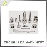 Aço inoxidável do CNC manufaturado a algum tamanho
