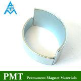 N38uh Fliese Dauermagnet mit Neodym und Praseodymium-magnetischem Material