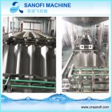 5ガロンによって浄化される飲むか、または天然水のびん詰めにする(洗浄、詰物及びキャップする)機械